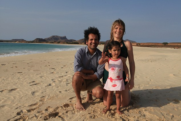 Sarfraz Manzoor and his family have Cape Verde's beautiful ...