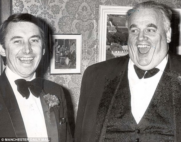 Image result for cyril smith and david steel nominated him