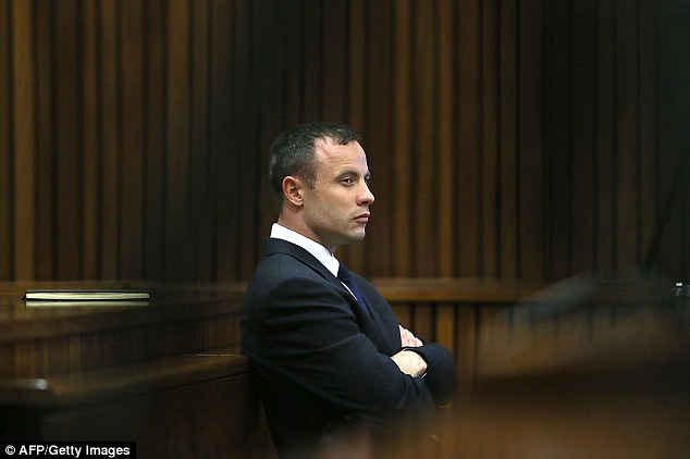 Allegations; Mr Nel also alleged that Pistorius rang security soon after the shooting and told them things were 'ok' because he didn't want them to come to the apartment