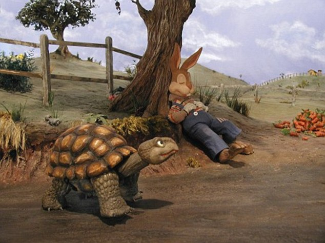 Image result for TORTOISE HARE