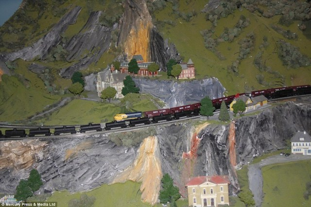 Mr Zaccagnino said people might be put off because they think it is just about model trains but it is so much more than that