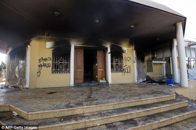 On September 11, 2012 armed terror-linked militias attacked U.S. diplomatic outposts in Benghazi, Libya, killing four Americans and driving the United States out of that part of the country
