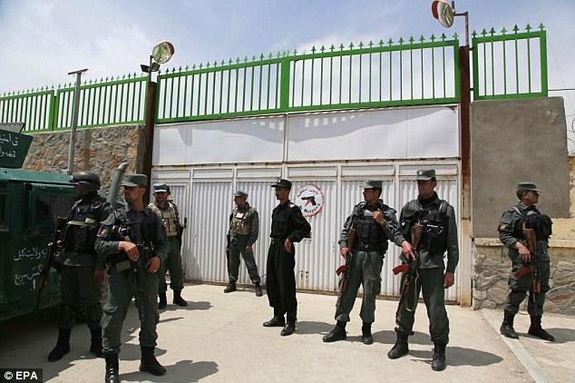 International Security Guard