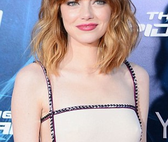 Bangin Babe The 25 Year Old Starlet Officially Debuted Her New Ombre