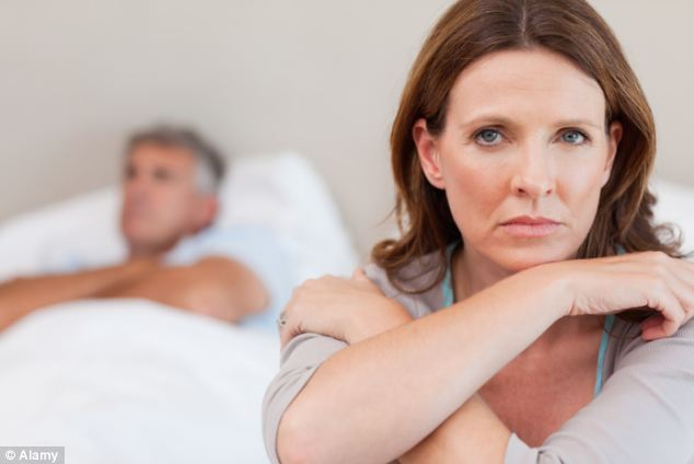 Long-term stress: Built-up tension between couples is just as damaging as singleton loneliness, a study claims