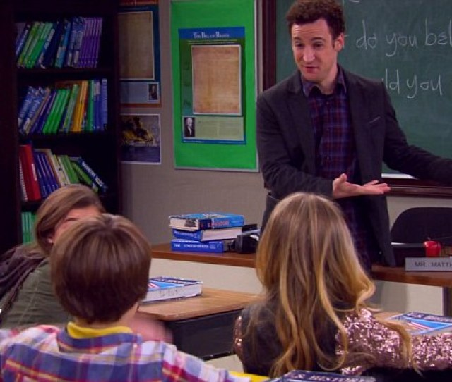 Girl Meets World Disney Porn Hes In Charge Cory Is A Middle School History Teacher