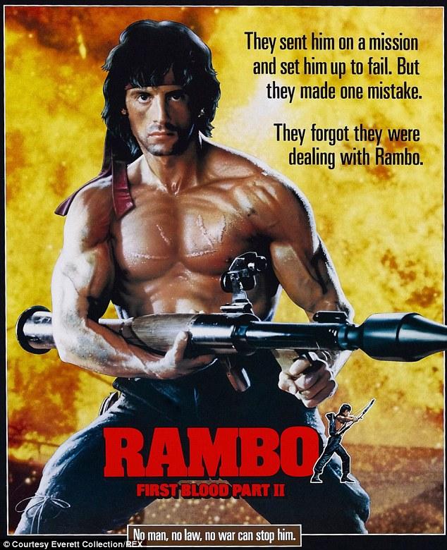 Meet Rambo grandma: Woman, 51, 'shot four times by two ...
