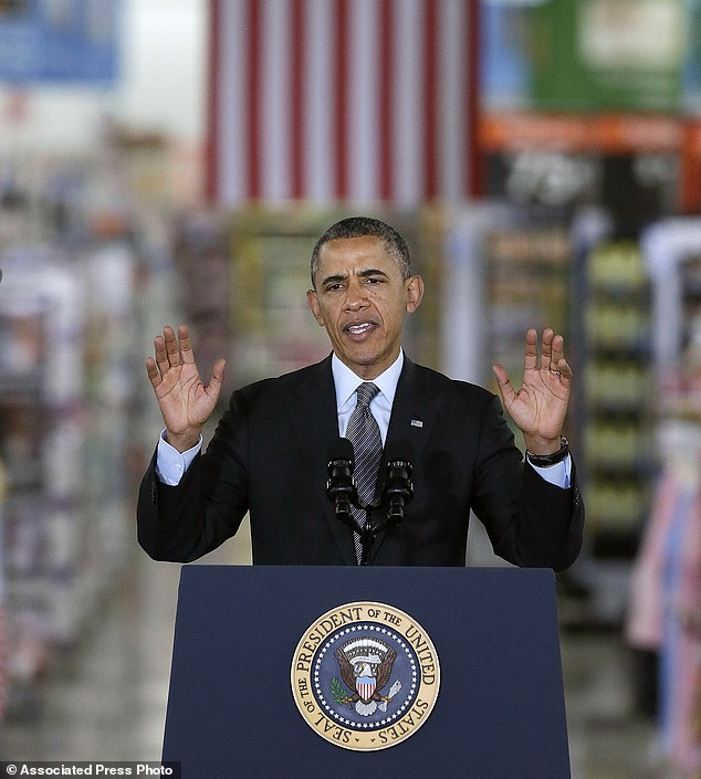 Obama announced new steps by companies, local governments and his own administration to deploy solar technology