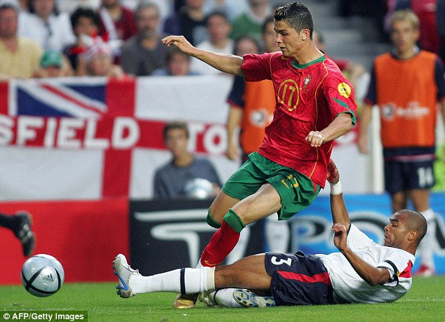 5 defenders who stopped Cristiano Ronaldo
