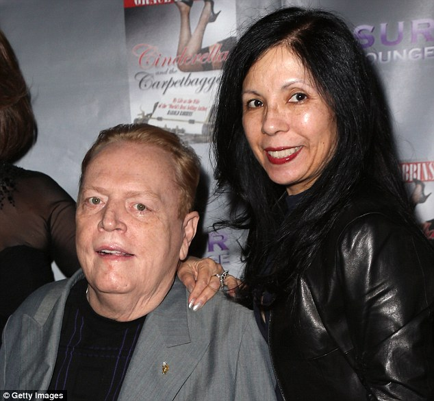 Pornographer Larry Flynt Hustles Over To Beverly Hills The Ivy For Mothers Day Dinner Daily