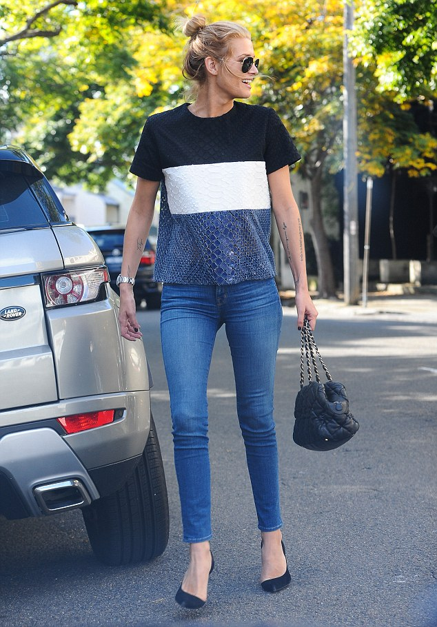 Cheyenne Tozzi Ditches Her Favourite Ripped Baggy Jeans