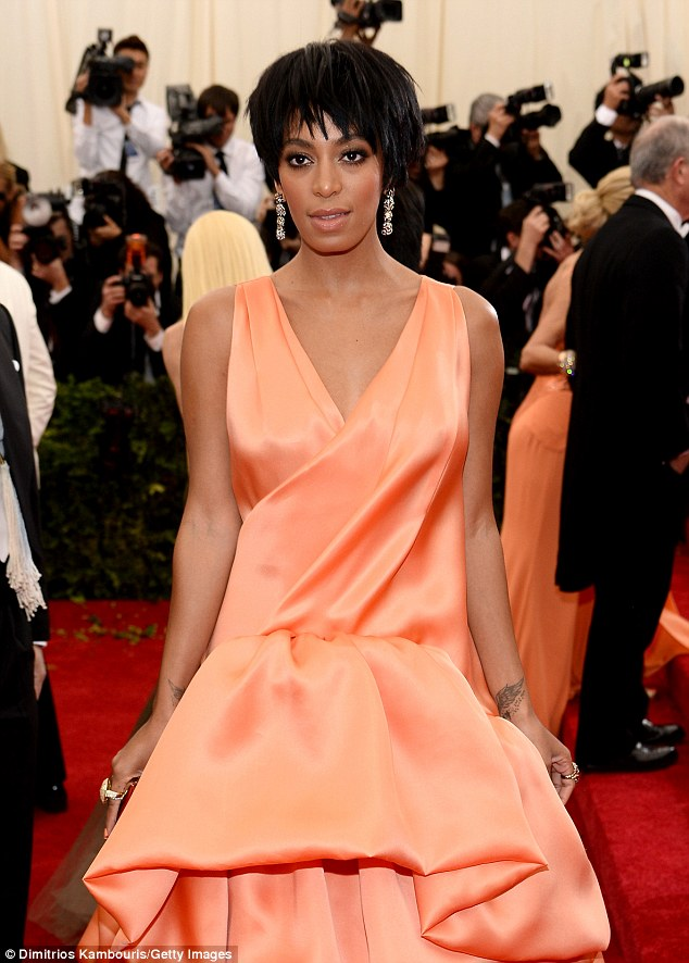 MIA: Solange's last known sighting was in Costa Rica Friday where she and Beyoncé were among the 30 guests at Kelly Rowland's nuptials with manager Tim Witherspoon