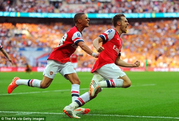 Arsenal 3-2 Hull match report: Santi Cazorla's free-kick ...