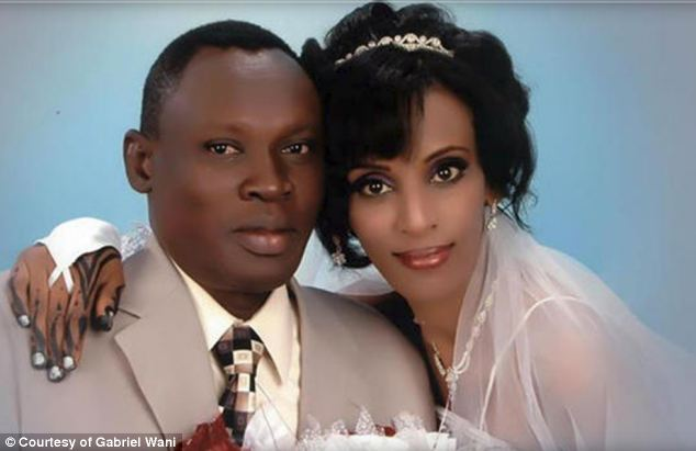 Adultery: Meriam has also been sentenced to 100 lashes because the court did not recognize her marriage to Christian Daniel Wani, a naturalized U.S. citizen, who lives in Manchester, New Hampshire