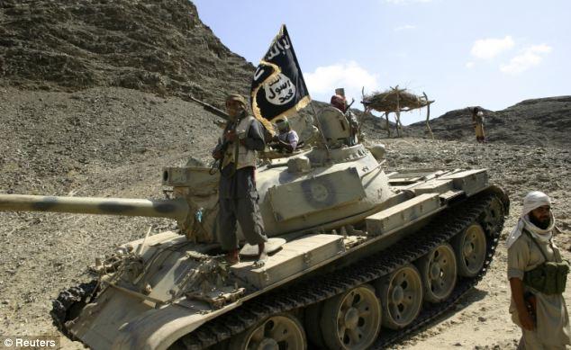 Image result for al qaeda stole army vehicles