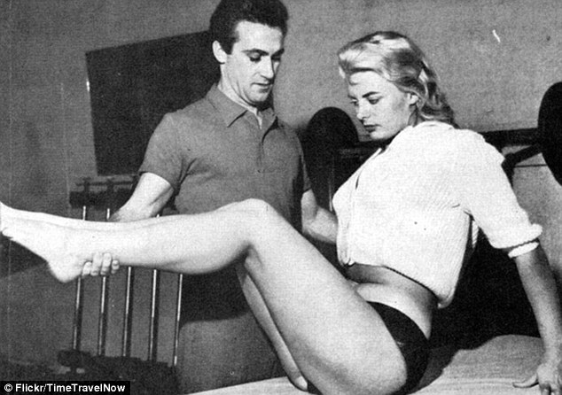 Image result for pin up workout