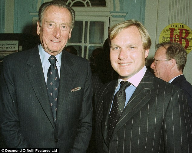 Image result for Lord Hanson and thatcher