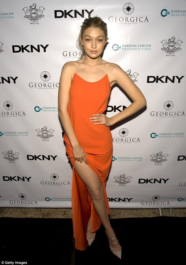 Gigi Hadid Leaves Justin Biebers Yacht For Hamptons