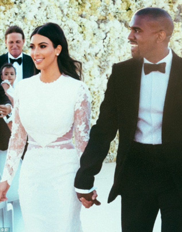 Kim Kardashian S Wedding Makeup