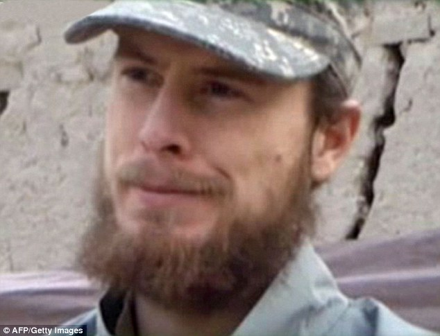 Sgt. Bowe Bergdahl, shown in a 2010 Taliban propaganda video, allegedly walked away from his post in Afghanistan on June 30, 2009, setting off a manhunt along a stretch of the Afghanistan-Pakistan border that's hundreds of miles long