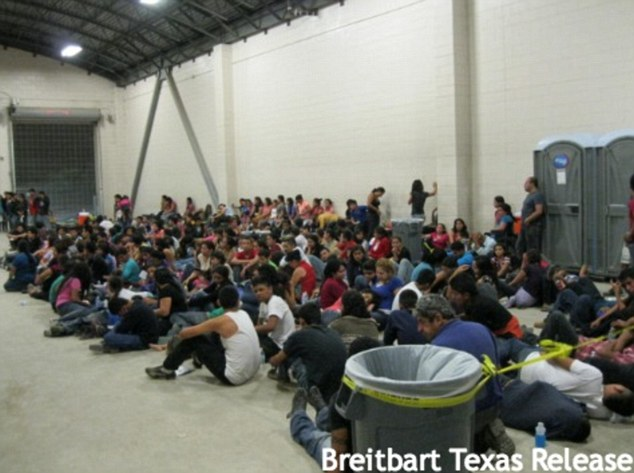 President Barack Obama said the sharp influx of unaccompanied children from Honduras, El Salvador and Guatemala was an 'urgent humanitarian situation'