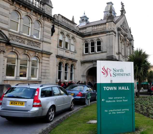 North Somerset Council refused to comment on the case but said such decisions were 'rarely straighforward'