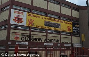 Governors at Oldknow Academy used the school's budget to subsidise a trip to Saudi Arabia for only Muslim staff and pupils