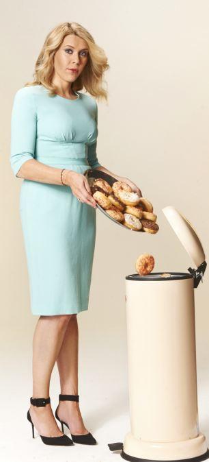 Binning the sweet stuff: Nicole has turned her life around