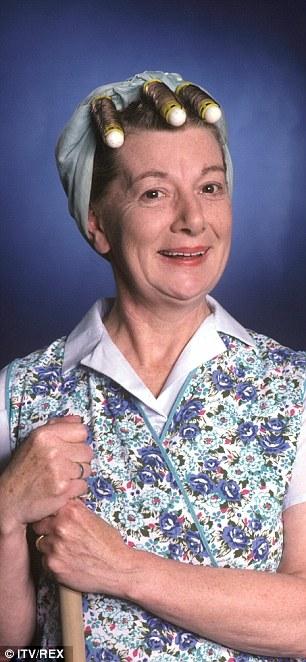 Hilda Ogden - or Lily Allen?