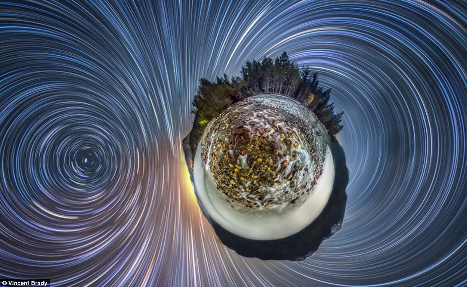 The Universe As Youve Never Seen In Before Incredible 360 Degree Panoramic Timelapses Show