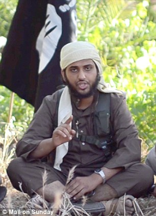 Recruitment video: Nasser Muthana urges Britons to take up arms and join ISIS militants in Iraq and Syria