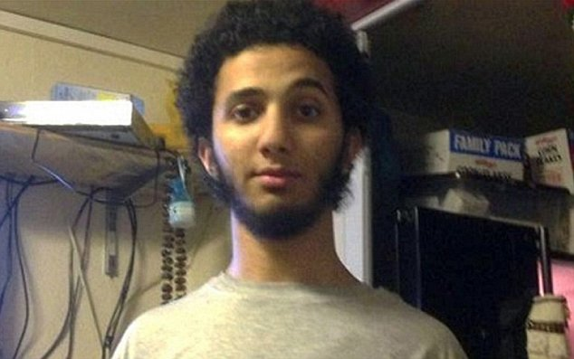 Young recruit: 17-year-old Aseel Muthana was allegedly a member of a violent Cardiff gang before he fled to join his brother Nasser fighting for Isis in Syria