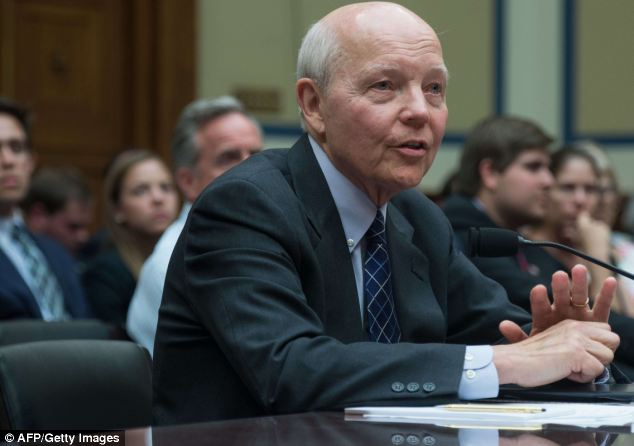 Koskinen insisted that the IRS is working as fast as possible to give Congress all of Lerner's emails and won't apologize for the loss of countless documents because of a claimed computer crash