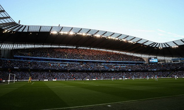 Manchester City Will Increase Capacity Of Etihad Stadium
