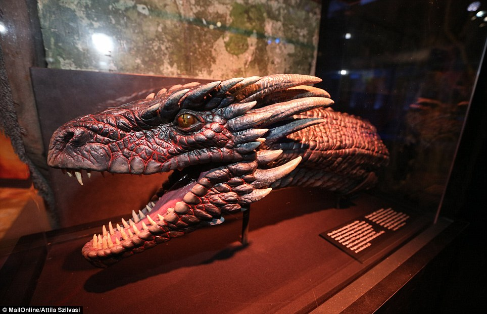 Game Of Thrones Exhibition Rolls Into Sydney With Star