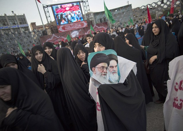 Protests: The group has called for Muslims around the world to swear their allegiance to the Islamic state. In Shi'ite-dominated Iran, however, there have been widespread demonstrations against the Islamist militants