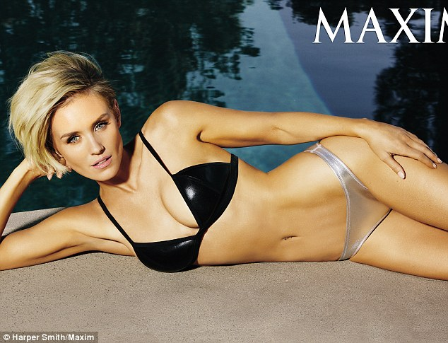 Looking Whelan Good Leggy Blonde Actress Nicky Whelan 33 Shows Off Her Enviable