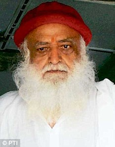 Self-styled godman Asaram Bapu is facing trial in a rape case filed by a Surat-based woman who has accused him of sexual assaults between 1997 and 2006