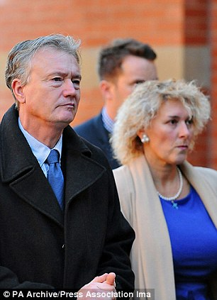 Georgia Williams' father Steve (left), mother Lynnette (right)