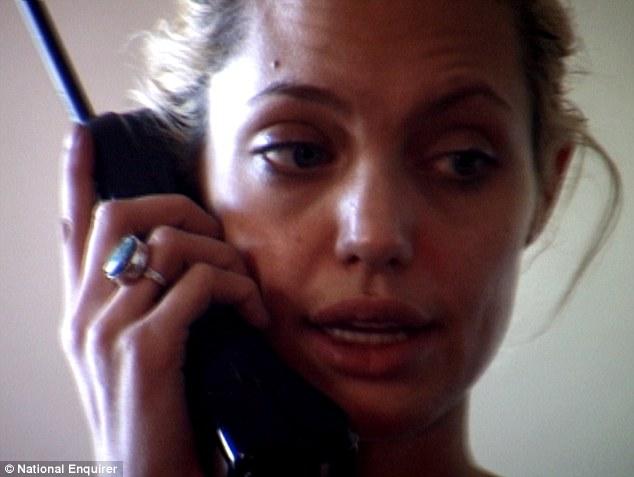 """Pasado turbulento: El ahora de 39 años de edad, la actriz ha declarado anteriormente que apenas sobrevivió un tiempo """"tiempo oscuro y peligroso 'en su vida"""