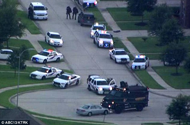 Scene: Four children and two adults are dead and a teen injured after a shooting at a suburban Houston home