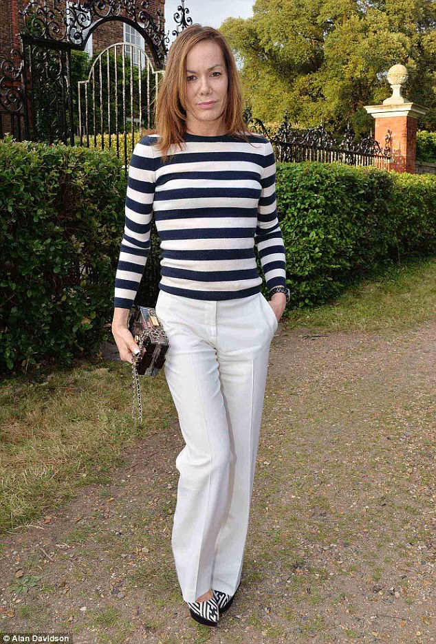 Tara Palmer Tomkinson Joins Celebs For Annabelle Goldsmith