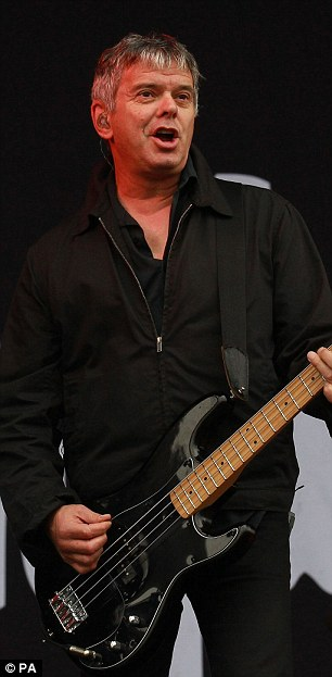 Golden era: The Stranglers returned to the stage in fine form to play their many hits