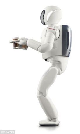 Image result for robot serving drinks
