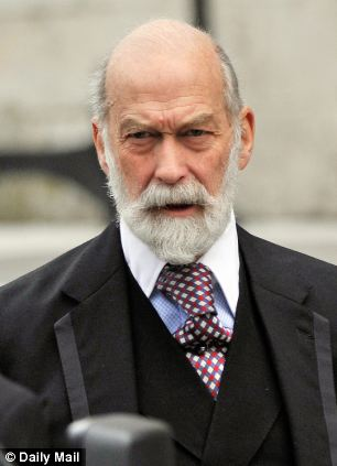Prince Michael Of Kent Speaks About His Secret Battle With