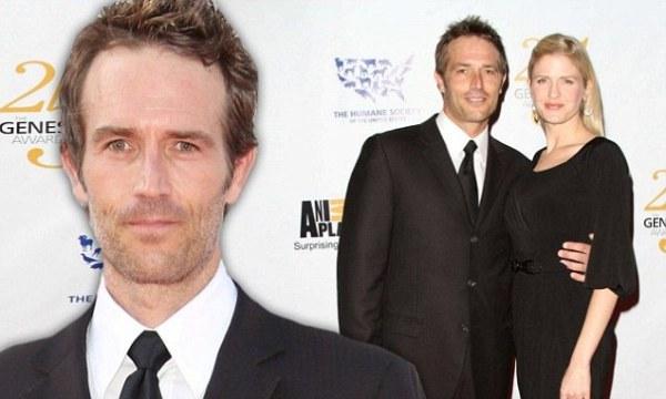 Alias star Michael Vartan's wife of three years Lauren ...