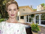 A change in Homefront! Kate Bosworth sells Hollywood Hills bachelorette pad for $2.375 million