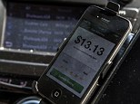 Correlation: Analysts say the introduction of ride-share services such as Uber and Side Car in some American cities has helped reduce DUI arrests