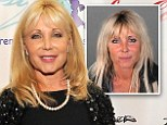 David Hasselhoff's ex-wife Pamela Bach accused of 'sideswiping parked car on her LA block while drunk'