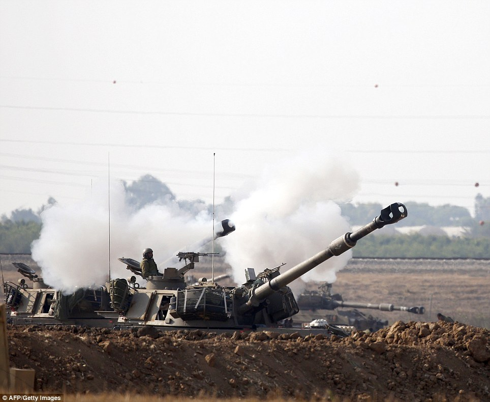 Israel says it has encountered little resistance on the ground so far, and has killed about 20 militants in sporadic gun battles. Three soldiers were wounded in overnight fighting, one seriously, the military said